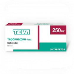 Тербинафин-Тева, табл. 250 мг №28